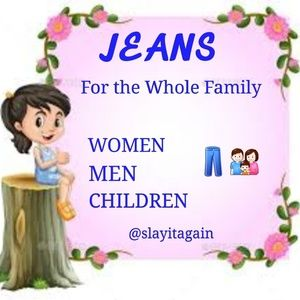 Denim - JEANS for the Whole Family